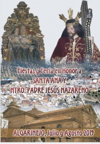 Revista de Fiestas Algarinejo 2.019